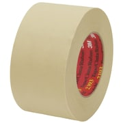 "3M™ Scotch  2393 Masking Tape, 3"" x 60 yds., Tan, 6/Case (T93823936PK)"