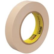 "3M™ Scotch  250 Flatback Tape, 1"" x 60 yds., Tan, 6/Case (T9452506PK)"