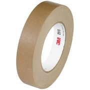 "3M™ Tartan™ 2515 Flatback Tape, 3/4"" x 60yds., Tan, 48/Case (53962-1)"