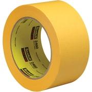 "3M™ Scotch  2460 Flatback Tape, 2"" x 60 yds., Gold, 12/Case (T947246012PK)"