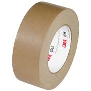 "3M™ Tartan™ 2515 Flatback Tape, 2"" x 60 yds., Tan, 12/Case (T947251512PK)"