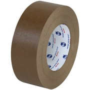 "Partners Brand Industrial 530 Flatback Tape, 2"" x 60 yds., Brown, 6/Case (T9475306PK)"