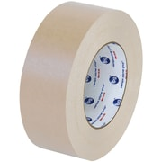 "Partners Brand Industrial 538 Flatback Tape, 2"" x 60 yds., Natural, 6/Case (T9475386PK)"