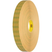 "3M™ Scotch  465XL Adhesive Transfer Tape, Hand Rolls, 3/4"" x 60 yds., Clear, 48/Case (11836-4)"