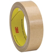 "3M™ 927 Adhesive Transfer Tape, Hand Rolls, 1"" x 60 yds., Clear, 6/Case (T9659276PK)"