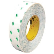 "3M™ Scotch  966 Adhesive Transfer Tape, Hand Rolls, 1"" x 60 yds., Clear, 36/Case (11709-1)"
