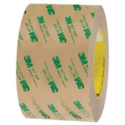 "3M™ 467MP Adhesive Transfer Tape, Hand Rolls, 3"" x 60 yds., Clear, 12/Case (19334-7)"