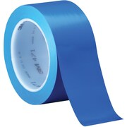 "3M™ 471 Vinyl Tape, 2"" x 36 yds., Blue, 24/Case (04308-6)"