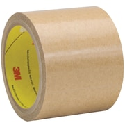"""3M™ 950 Adhesive Transfer Tape, Hand Rolls, 3"""" x 60 yds., Clear, 12/Case (05457-0)"""