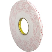 "3M™ 4945 VHB™ Tape, 1/2"" x 5 yds., White, 1/Case (VHB494512R)"