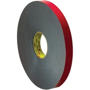 "3M™ 4646 VHB™ Tape, 1"" x 5 yds., Gray, 1/Case (VHB464601R)"