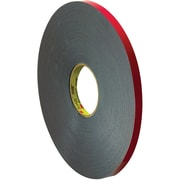 "3M™ 5958FR VHB™ Tape, 1/2"" x 5 yds., Black, 1/Case (VHB595812R)"