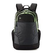 Speck Stingray Grey/Black/Green Laptop Backpack (74903-4194)