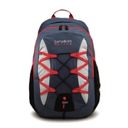 Samsonite OUTLAB Crossfire Grey/Red Laptop Backpack (75584-2645)
