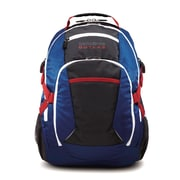Samsonite OUTLAB Grouper Blue/Grey/White/Red Laptop Backpack (75590-2912)