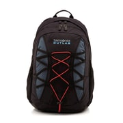 Samsonite OUTLAB Crossfire Black/Grey/Red Laptop Backpack (75584-1068)