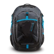 Samsonite OUTLAB Impact Black/Grey/Blue Laptop Backpack (75591-1062)
