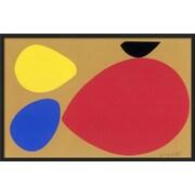 "Art.com Jerry Kott 'Three Eggs with Blackbird' 20"" x 13"" Print (10651577)"