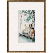 "Art.com  'Hua Tuo Practising Acupuncture to Anaesthetise Patient' 22"" x 30"" Print (13728030)"