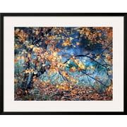 """Art.com Ursula Abresch 'Yellow Heart' 31"""" x 25"""" Print (10652493)"""