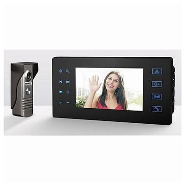 SeqCam 7 Inch Touch Pad Video Doorphone, (SEQ8809)