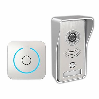 SeqCam - Portier phonique vidéo Wi-Fi, (95/458812W)