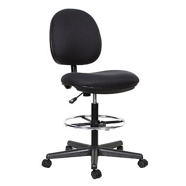 TygerClaw - Chaise de bureau à dossier en tissu, (TYFC3306)