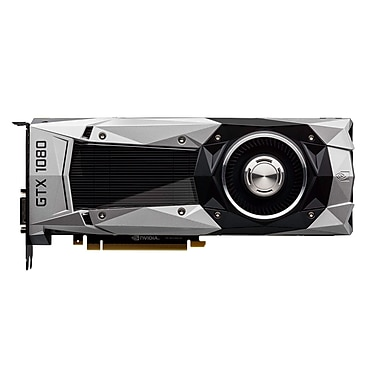 ASUS GeForce® GTX1080 Graphics Card Founders Edition (GTX1080-8G)