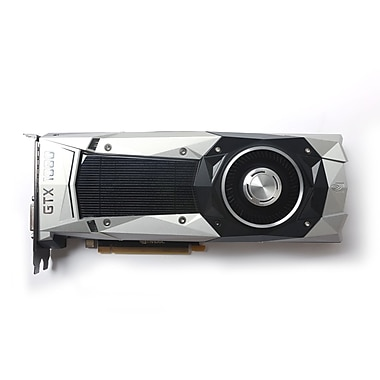 ZOTAC GeForce® GTX1080 Graphics Card Founders Edition (ZT-P10800A-10P)