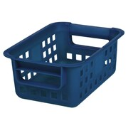 IRIS® Small Plastic Storage Basket, 8 Pack