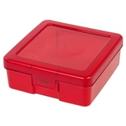 IRIS® Holiday Small Modular Supply Case, Red, 10 Pack (550015)