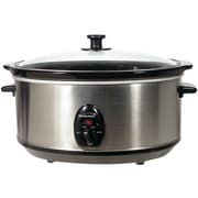 BRENTWOOD SC-150S 6.5-Quart Stainless Steel Slow Cooker