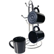 CTA Sp-bmsb Bluetooth® Speaker Mug With Mug Stand & 2 Real Mugs