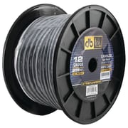 DB Link Superflex Series White/gray Speaker Wire (10 Gauge, 100ft)