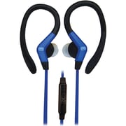 Ecko Octane Sport Hook Earbuds With Microphone (blue)