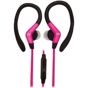 Ecko Octane Sport Hook Earbuds With Microphone (pink)