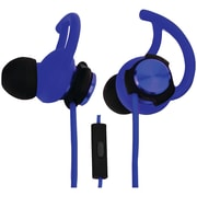 Ecko Rogue Hybrid Earbuds With Microphone (blue)