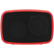Ematic Esq206rd Rugged Life Noize Bluetooth® Speaker (red)