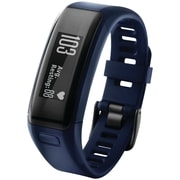 GARMIN 010-01955-08 v ivosmart® HR (Midnight Blue; Regular)