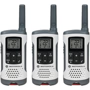 Motorola 25-mile Talkabout T260 2-way Radios Triple Pack