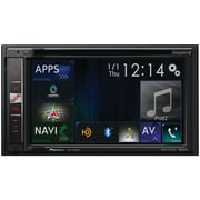 "Pioneer Avic-5200nex 6.2"" Double-din In-dash Nex Navigation A/v Receiver With Wvga Clear-resistive Touchscreen, Bluetooth®"