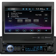"Power Acoustik 7"" Single-din In-dash Motorized LCD Touchscreen DVD Receiver With Bluetooth"