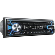 Power Acoustik Pcd-51b Single-din In-dash Cd/mp3 Am/fm Receiver With Usb Playback (with Bluetooth®)
