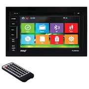 "Pyle Plrnv63 6.5"" Double-din In-dash Navigation Mechless Am/fm-mpx Receiver With Gps & Bluetooth®"