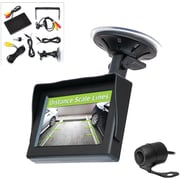 "Pyle 4.3"" LCD Monitor System & Rearview Backup Camera With Parking/reverse Assist"