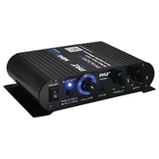 Pyle Home Pfa330bt 90-watt Mini Blue Series Compact Bluetooth® Amp