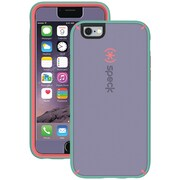 Speck iPhone 6 Plus/6s Plus Mightyshell Case + Faceplate (heather Purple/warning Orange/aloe Green)
