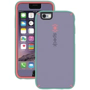 Speck iPhone 6 Plus/6s Plus Mightyshell Case (heather Purple/warning Orange/aloe Green)