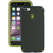 Speck iPhone 6 Plus/6s Plus Mightyshell Case (dusty Green/antifreeze Yellow/charcoal Gray)