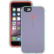 Speck iPhone 6/6s Mightyshell Case (heather Purple/warning Orange/aloe Green)